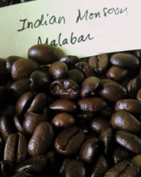 Monsoon Malabar Varsity coffee